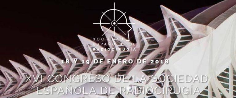 XVI Congreso de la Sociedad Española de Radiocirugía